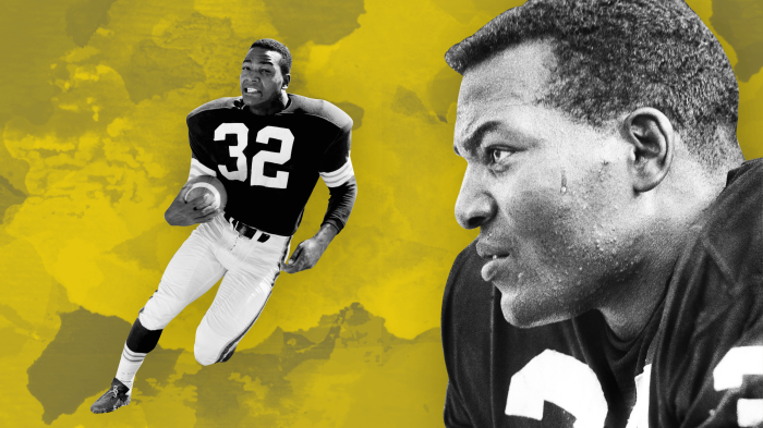 Jim Brown Football >> Today S Nfl Players See The Same Injustices That Prompted