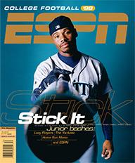 01f705a443 Ken Griffey Jr. (ESPN The Magazine, August 24) Photographer: Davis Factor