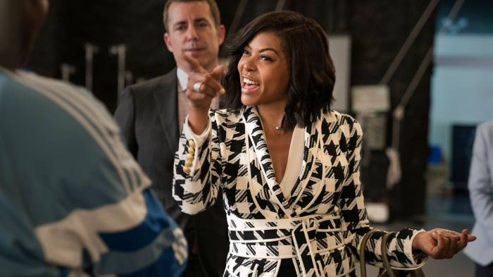 Taraji p henson to become a sports agent at least on film malvernweather Images