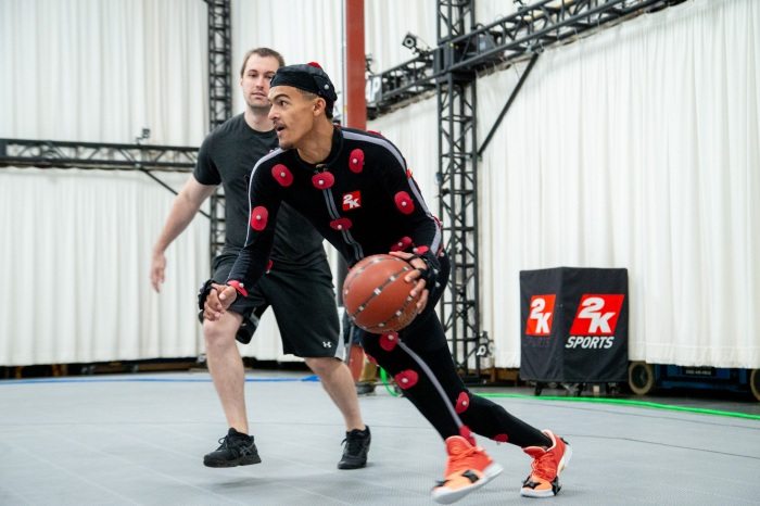 How Atlanta Hawks rookie Trae Young created his own avatar for 'NBA