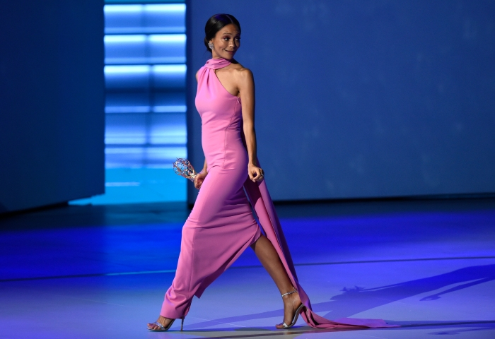 Emmys 2018: Regina King, Thandie Newton and RuPaul for the win