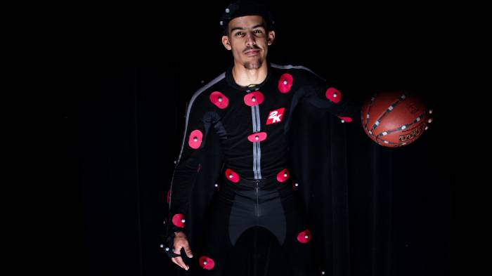 how atlanta hawks rookie trae young created his own avatar for nba