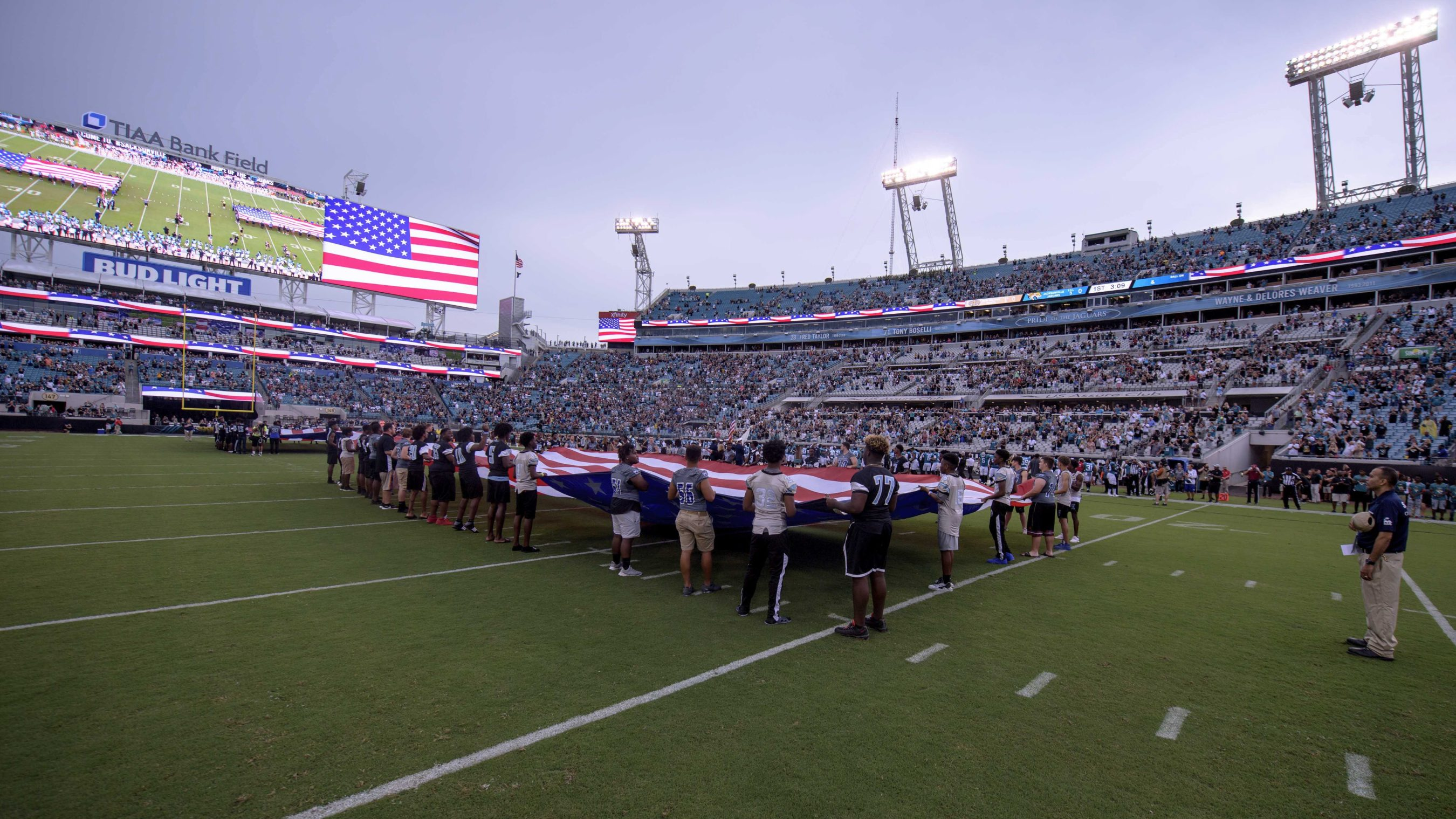 8a70c5d1 National anthem policy looms large over opening week in NFL