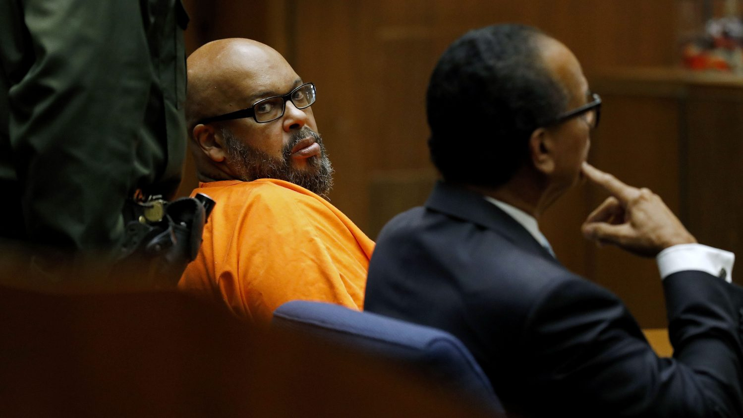 For Death Row's Suge Knight — violent bully, music executive