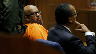 "Marion ""Suge"" Knight Pleads No Contest To Voluntary Manslaughter"