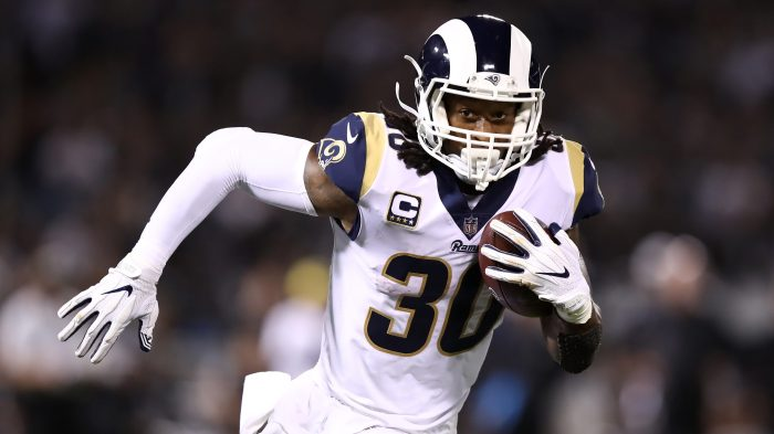 a99f195a Todd Gurley has Rams feeling good about Super Bowl expectations