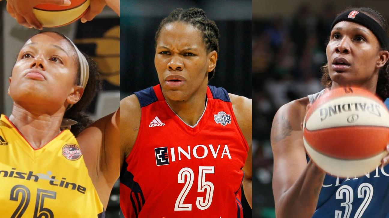 WNBA Players