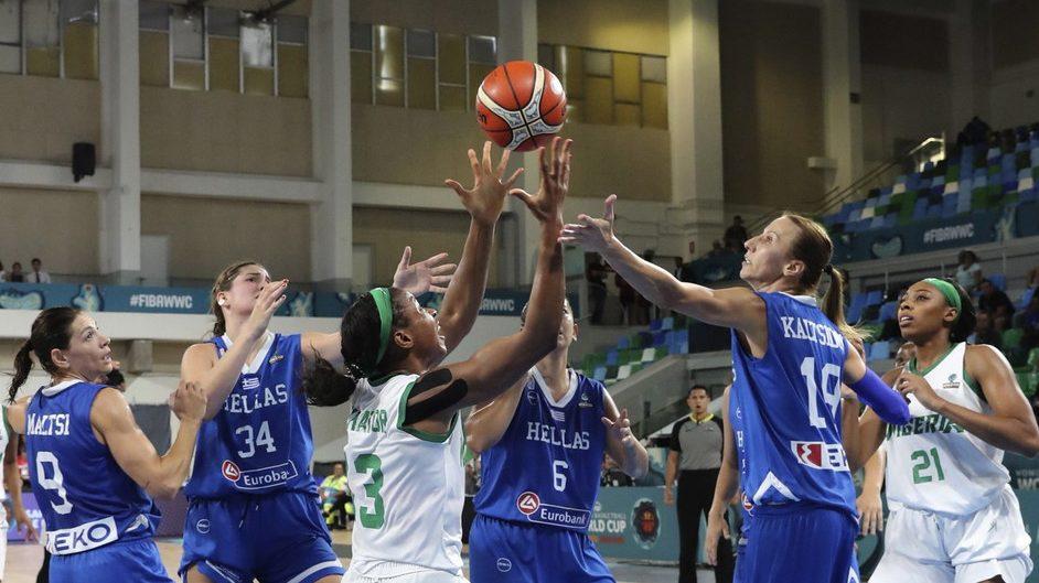 Nigeria makes history at FIBA Women's World Cup — The ...