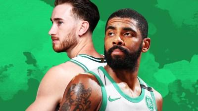 Celtics kyrieGordon2