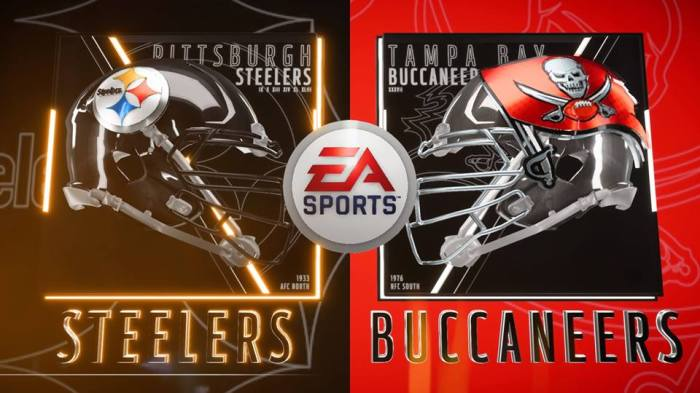 ef980fb5 Sim Life with 'Madden NFL 19': Steelers at Bucs