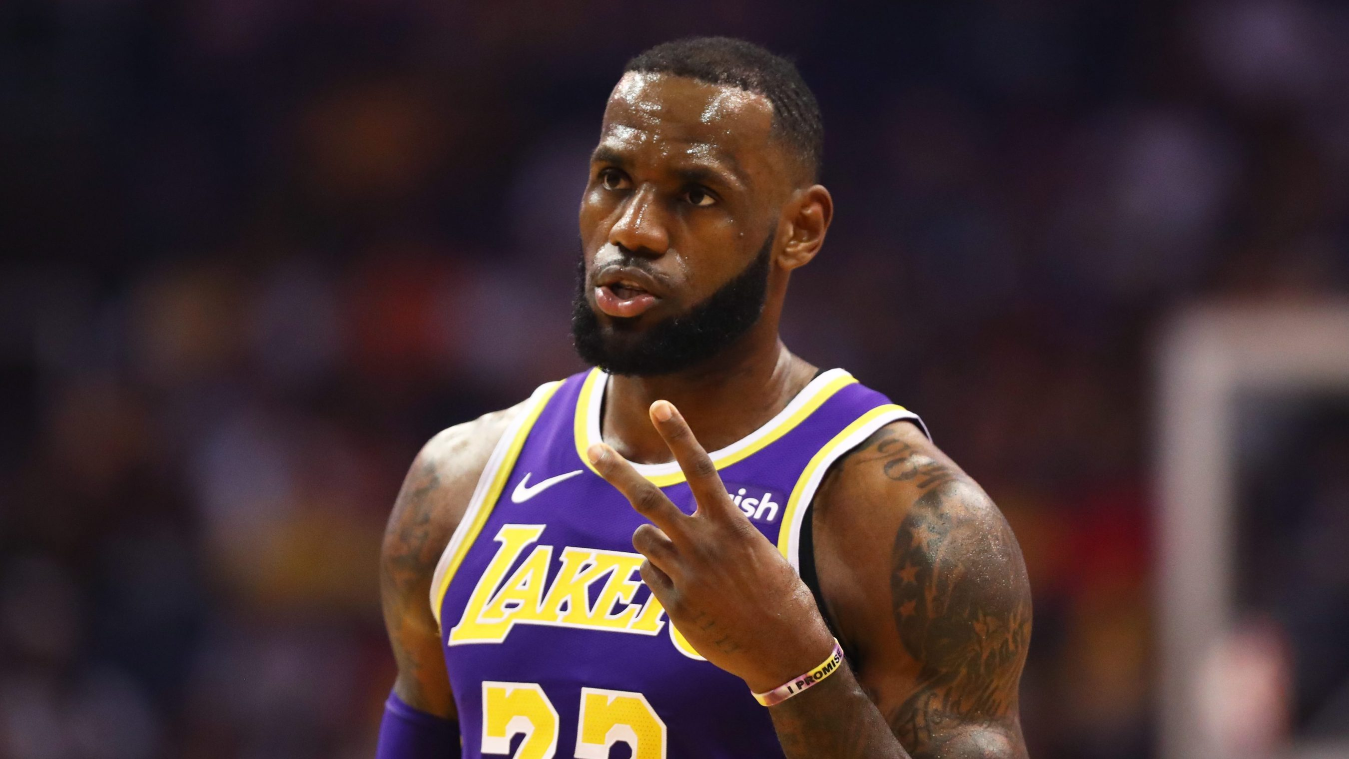 Is LeBron s move to the Lakers a test case for Durant s free-agent decision  next year  69f836d81