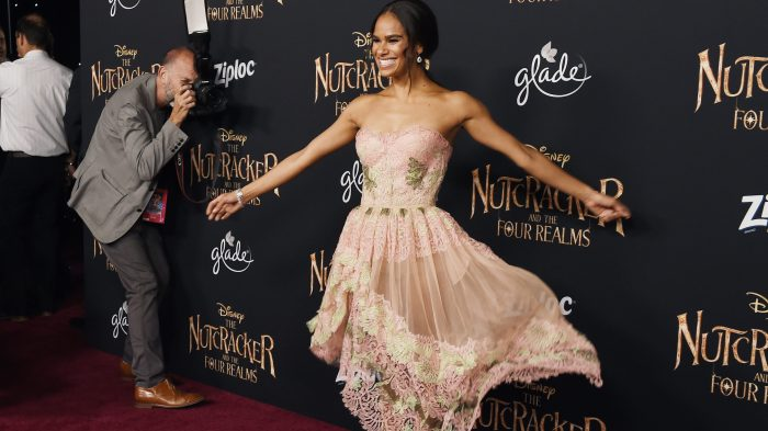 Another first for Misty Copeland and many in ballet say it's about time