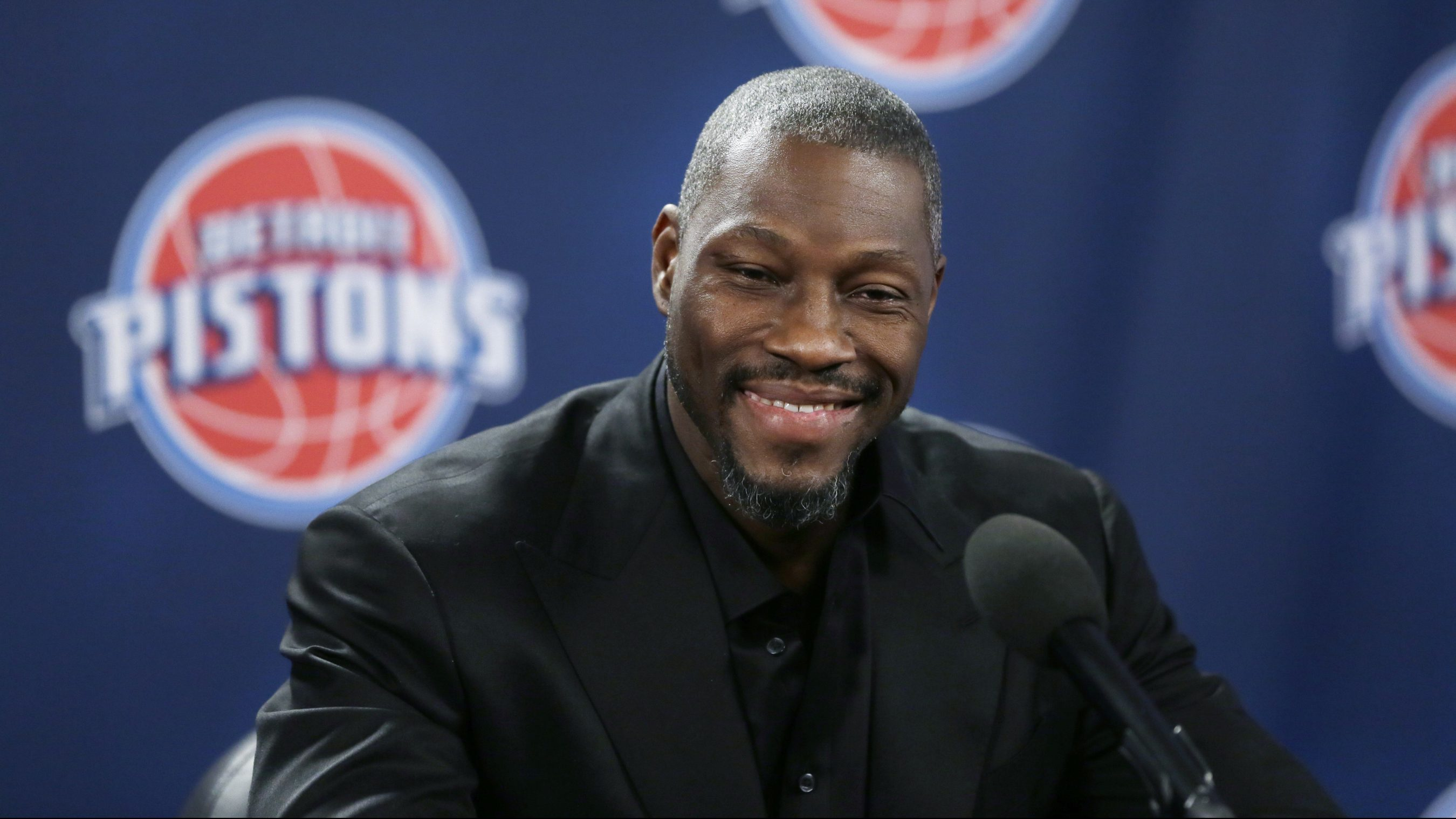 a4368ef56af207 Retirement wasn t easy for former Piston Ben Wallace