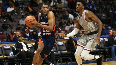 COLLEGE BASKETBALL: MAR 09 MEAC Championship – Morgan State v North Carolina Central