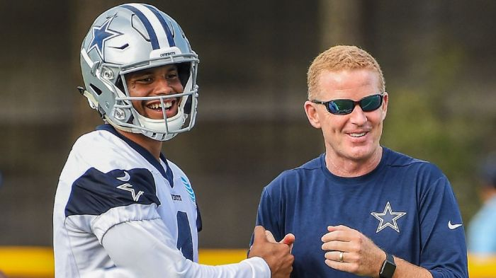 Why Jason Garrett s job security with the Cowboys is a sore point for black  fans bf8fa12aa