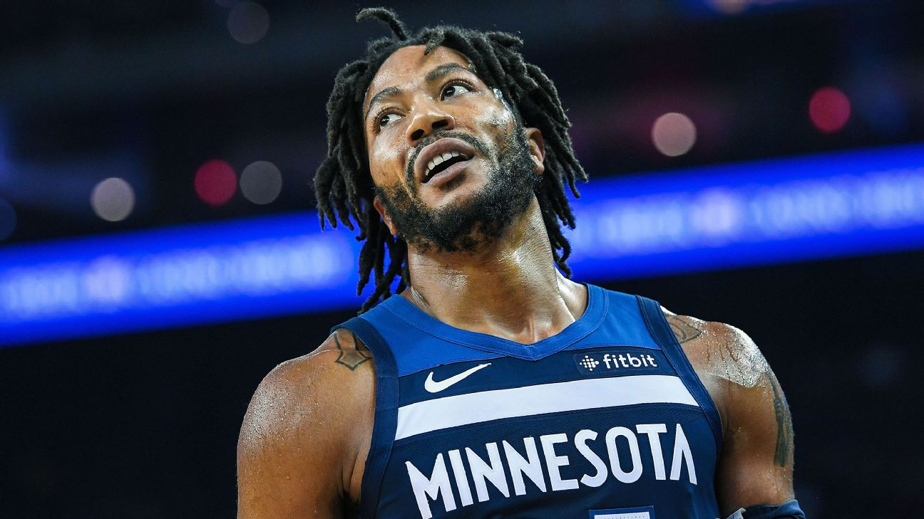 Derrick Rose: 'Most guys would have been retired' — The ...