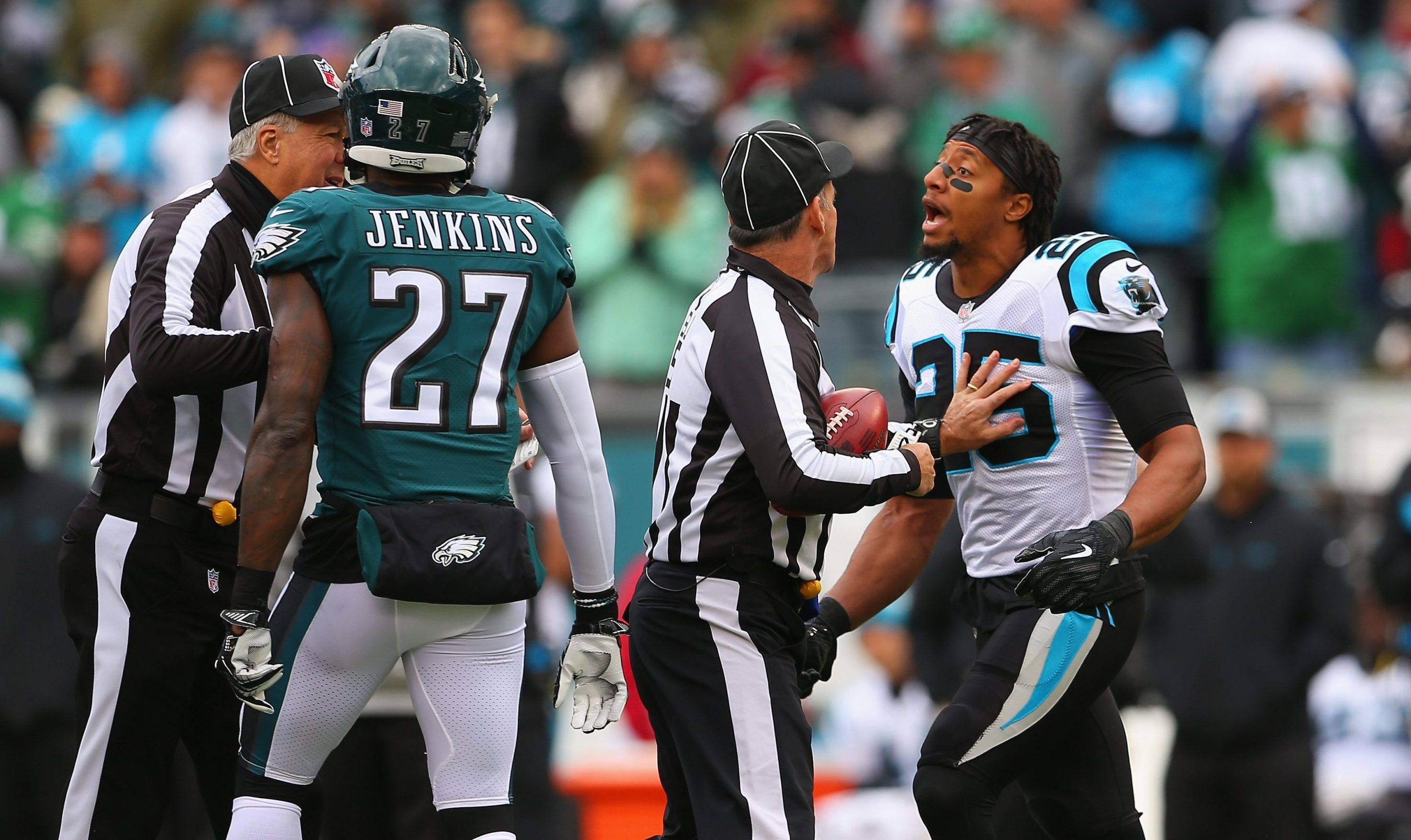 efb1a19ef Why does Eric Reid consider Malcolm Jenkins a sellout