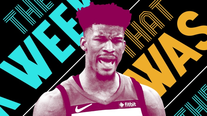 e34622c8a3d Jimmy Butler is back and other news of the week