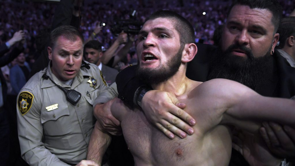 Bigotry Fueled The Conor Mcgregor Khabib Nurmagomedov Brawl After Ufc 229