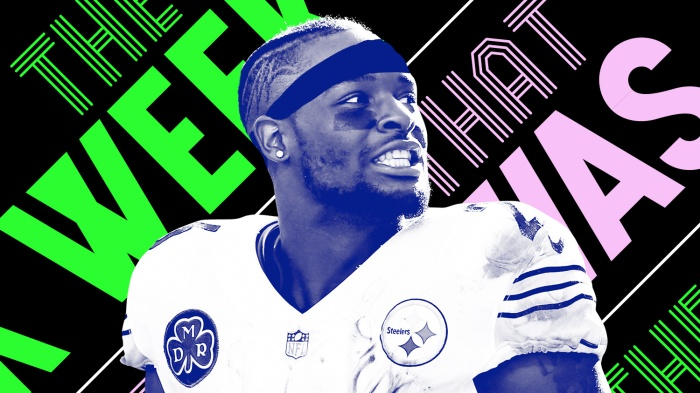 8772b34d37d Le'Veon Bell's coming back and other news of the week