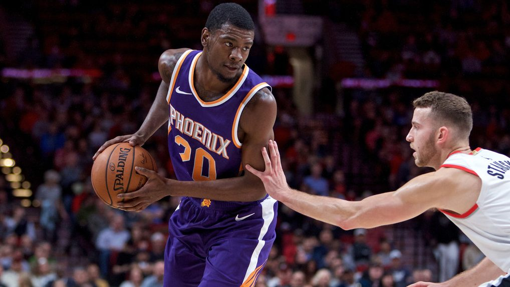41ef89c3d Suns  Josh Jackson Diary   I am not going to lie. I threw a water bottle.