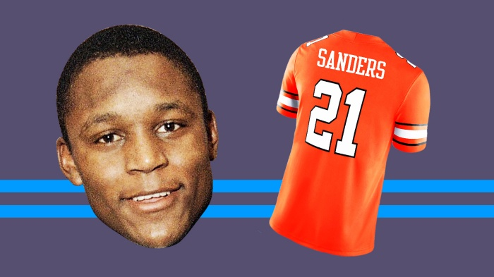 7963e5513 'A real treat': Barry Sanders on Oklahoma State's uniforms honoring 1988  Heisman season