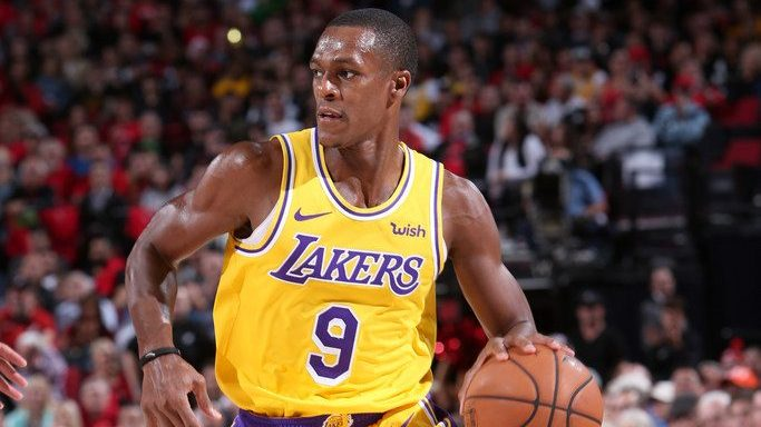 Lakers' Rajon Rondo: 'We Got To Be Patient Like Teachers