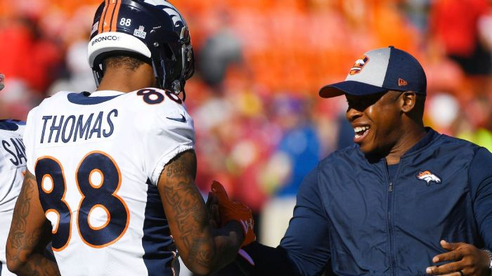 reputable site 7136a 3643c Why the Broncos' handling of Demaryius Thomas trade could ...