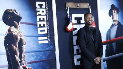 """Creed II"" New York Premiere"