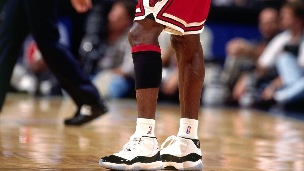 premium selection b3207 effa4 How the 'Concord' Air Jordan 11 became sneaker culture's grail