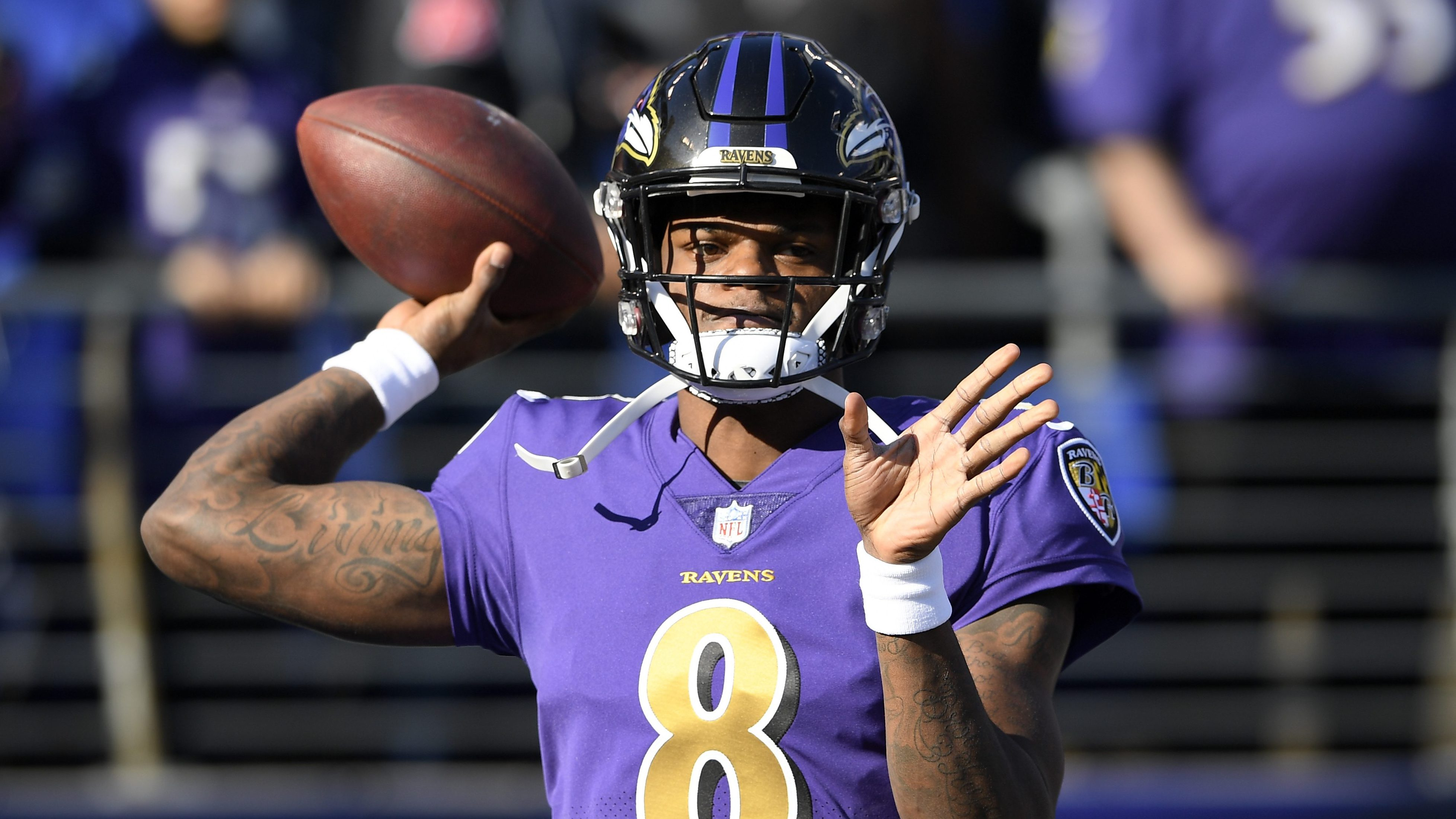 Why Lamar Jackson will be better than Michael Vick