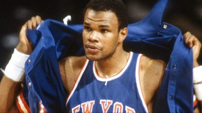 New York Knicks v Washington Bullets