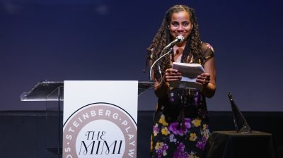 2018 Steinberg Playwright Awards – Inside