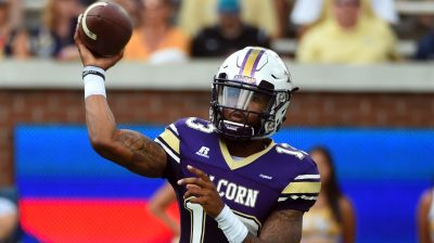 NCAA/HBCU Football: Alcorn State at Georgia Tech