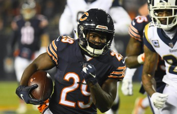 NFL/HBCU: Los Angeles Rams at Chicago Bears
