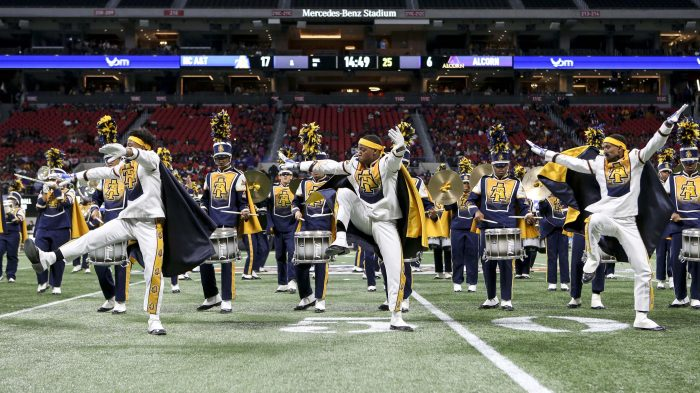 NCAAHBCU Football: Celebration Bowl-Alcorn State vs North Carolina A&T