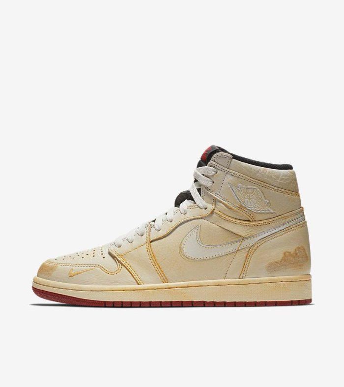 cheap for discount 59cb0 5b908 60 signature Air Jordan 1s were released in 2018 — these are ...
