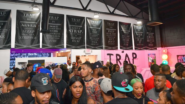 "T.I.'s ""Dime Trap"" Album Release Event"