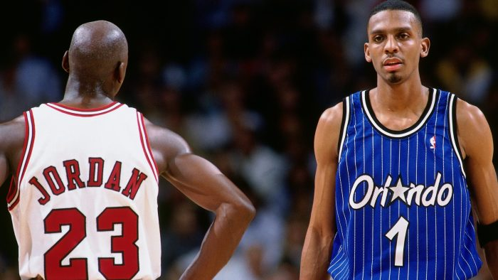 31eb78bdba2 Penny Hardaway on the time Michael Jordan wore Air Flight Ones over his own  Concord 11s