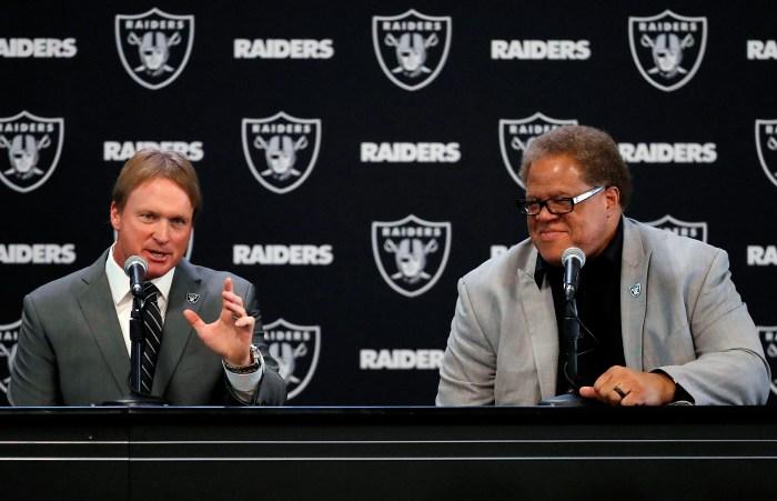 Raiders  firing of Reggie McKenzie latest in disturbing trend for ... 613db96cd
