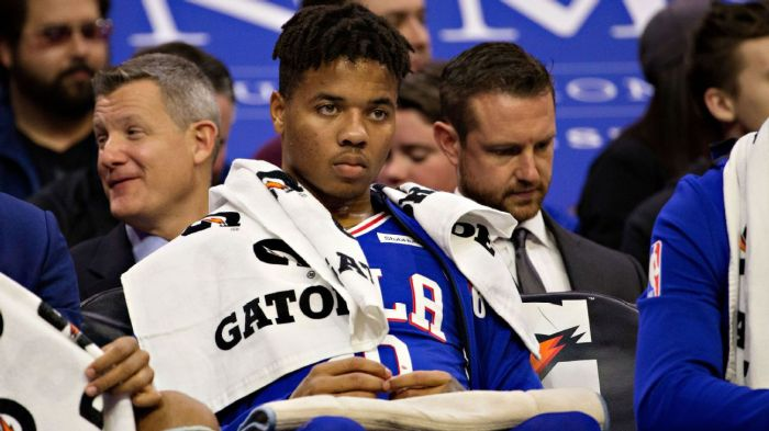 53ef5b430 Former NBA guard Ben Uzoh has dealt with Markelle Fultz s rare injury before