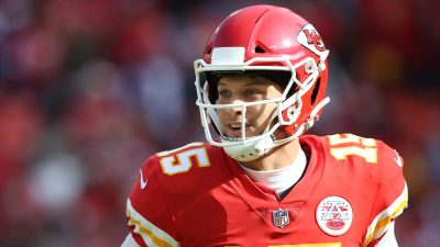 NFL: NOV 11 Cardinals at Chiefs