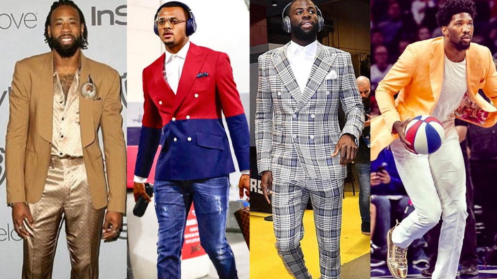 Celebrity Tailor Fresh Talks Style Draymond Green Joel Embiid Iman And More