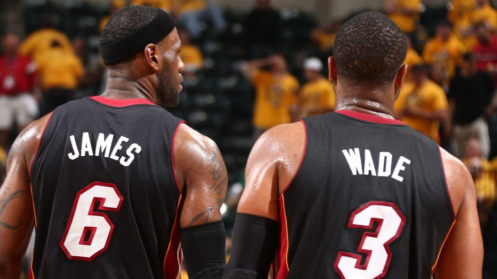 3fbf61b8 Cherish tonight — James and Wade are the brotherhood Jay-Z and ...