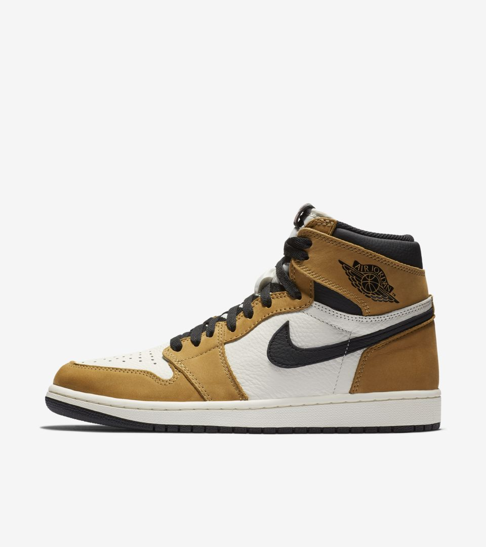 "pick up ad456 709a8 ""Rookie of the Year"" Air Jordan 1"