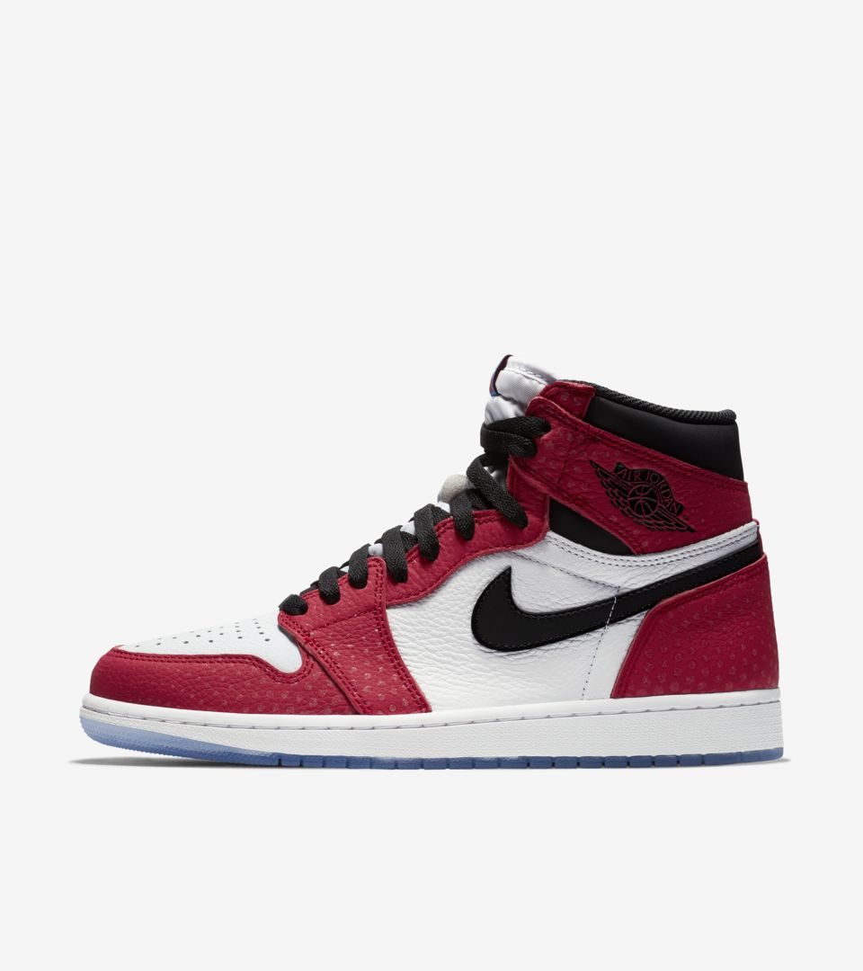 "new products 7c022 923bf ""Origin Story"" Air Jordan 1"