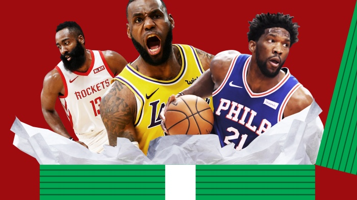 Nba Hoops Is A Great Christmas Gift For Fans