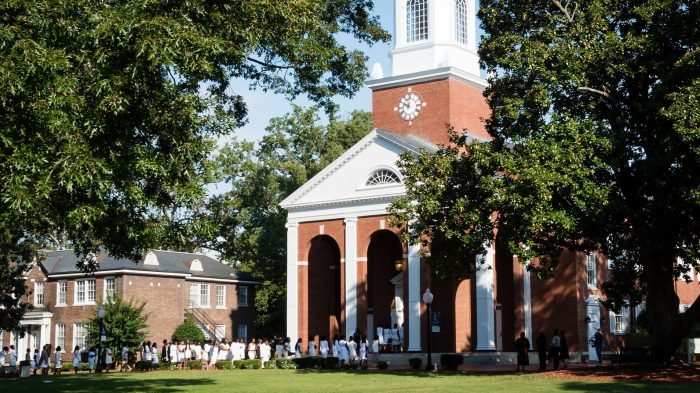 Student petition now calling for dismissal of Bennett College financial vice president