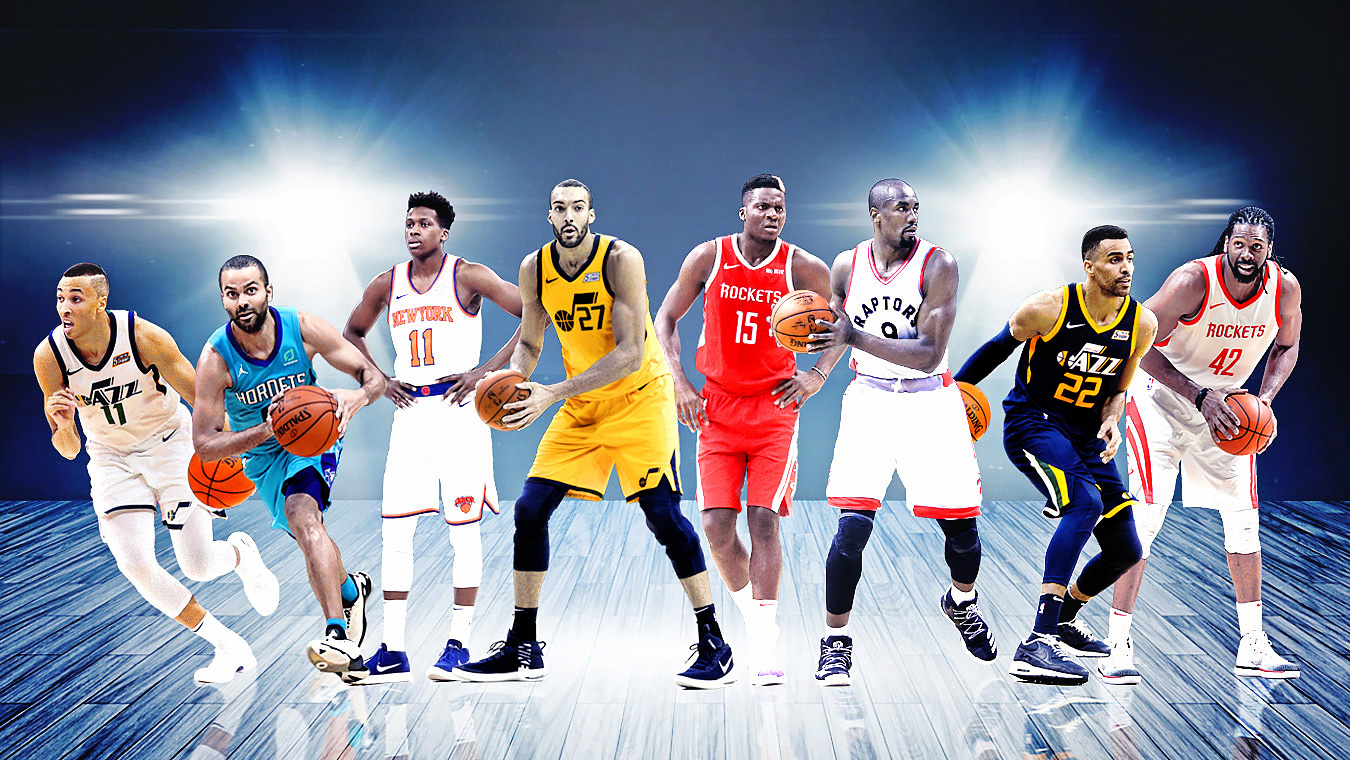 Tony Parker Rudy Gobert And The World Of The Black International Player In The Nba