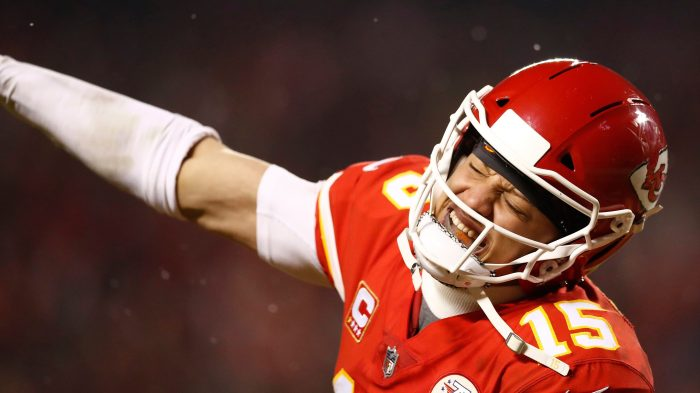 Patrick Mahomes can blaze new trail at quarterback position